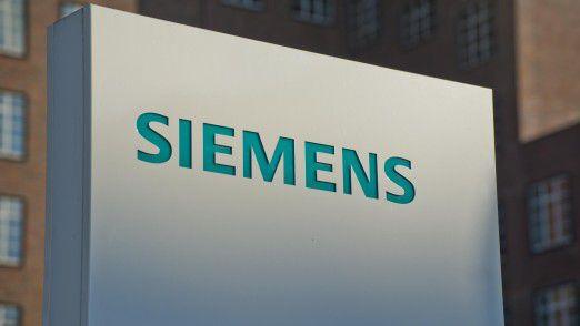 Siemens folgt seinen Kunden.