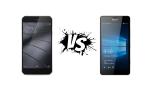 Android gegen Windows Phone: Gigaset Me Pro gegen Microsoft Lumia 950 - Foto: Gigaset - Microsoft - Artoptimum-shutterstock.com - Florian Maier