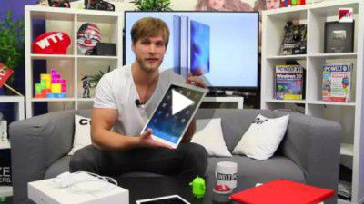 Erster Test im Video: Hands-on Apple iPad Pro