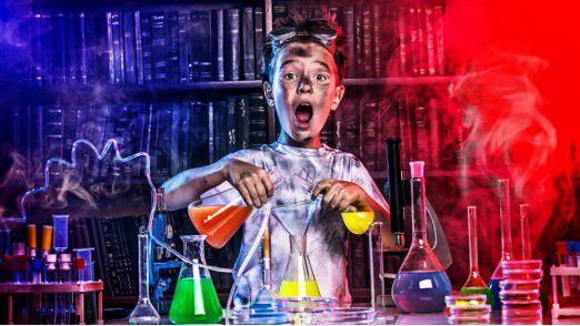 Auch die Chemiebranche braucht für einen nachhaltigen Kulturwandel junge, risikofreudige Mitarbeiter.