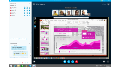 Office 365 E5: Neues Office-365-Paket bietet Telefonanlage in der Cloud - Foto: Microsoft