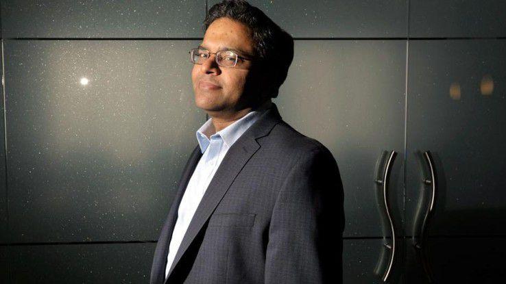 Carl Rodrigues, CEO und Gründer von Soti