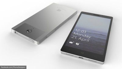 Surface Phone: Microsoft wirft Lumia- und Surface-Teams zusammen - Foto: facebook.com/PhoneDesigner