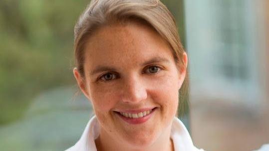 Die Big-Data-Spezialistin Caroline Buckee erstellte mithilfe mobiler Daten von 15 Millionen Handys in Kenia Muster für Malariainfektionen.