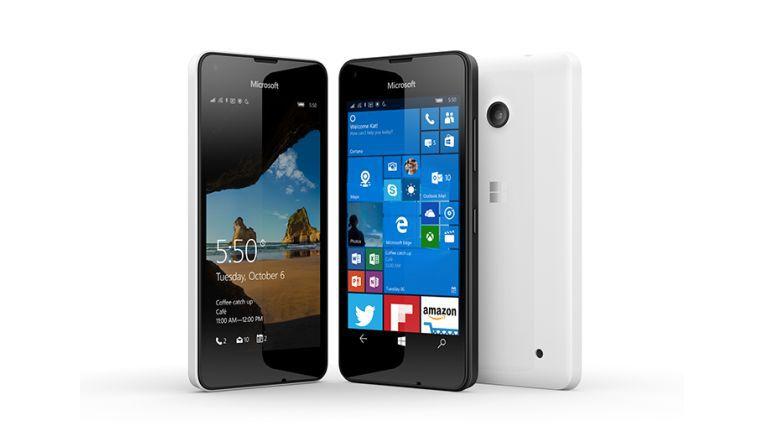 Microsoft Lumia 550: Günstiges Einsteiger-Smartphone mit Windows 10 Mobile