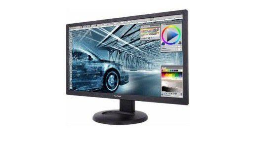 Der Viewsonic VG2860mhl ist ein TFT-Bildschirm für den Profi- und ambitionierten Privat-Anwender.