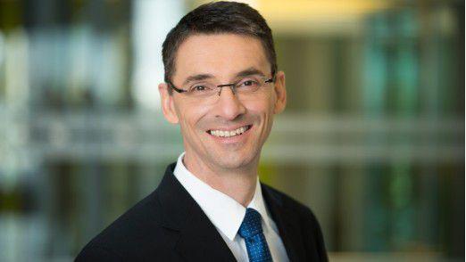 SAP-Technikvorstand Bernd Leukert