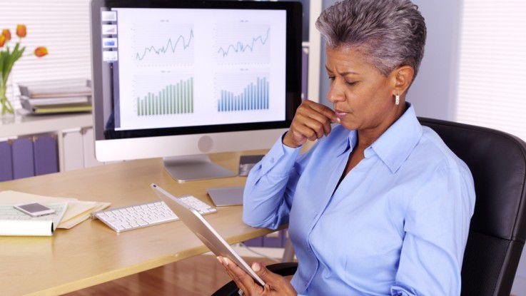 IT und Business zusammenbringen - die Aufgabe der Business-Analysten.