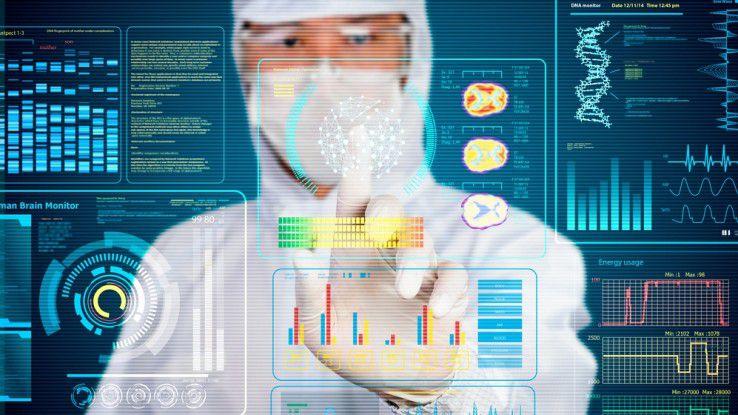 Die Herren der Daten - Data Scientists werden nicht nur gehyped, sondern sind auch ganz praktisch. Sofern man selbst welche beschäftigt.
