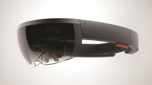 Arbeitet Apple an einer Brille für Augmented Reality wie das System Hololens von Microsoft...