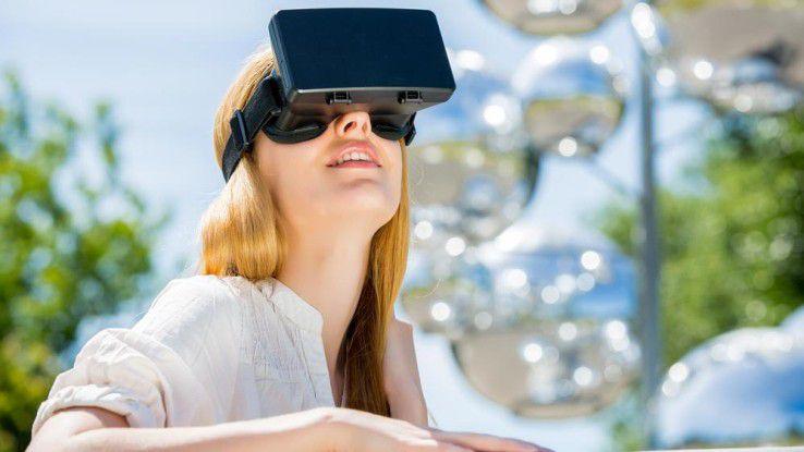 Steht der Virtual-Reality-Markt mit den kommenden Brillen vor dem Durchbruch?