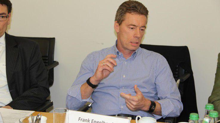 """Frank Engelhardt, Salesforce.com: """"Es motiviert die Mitarbeiter, wenn sie eine reelle oder auch gefühlte Autonomie haben."""""""
