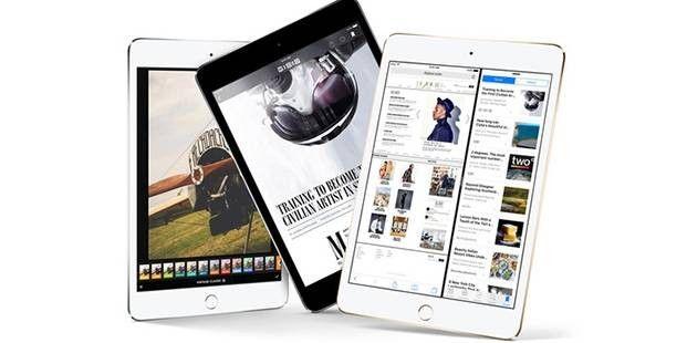 Zu gewinnen: Apples Flachmann iPad Mini 4.
