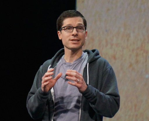 Clay Bavor ist der neue Vice President Virtual Reality bei Google.