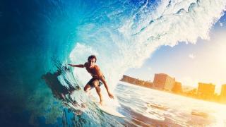 """Surfstunden für die perfekte Welle: Buchtipp: """"Mobile Strategy"""" von Mark Wächter - Foto: Shutterstock.com - EpicStockMedia"""