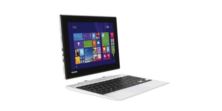 Extrem günstiges 2-in-1-Gerät mit Full-HD-Display: Toshiba Click Mini