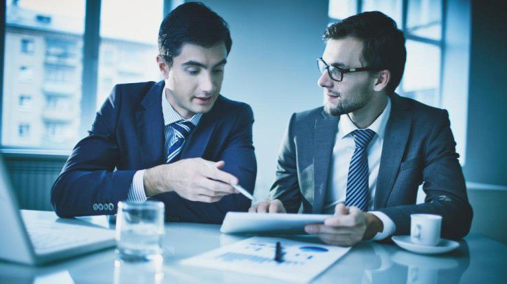 IT-Spezialisten haben bei Kunden aufgrund ihres Wissens einen Vertrauensbonus.