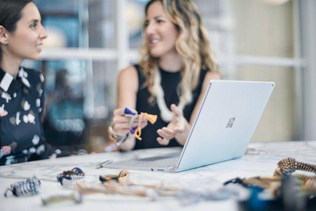 Macs sind teuer, gleichwertige Geräte wie das Surface Book allerdings ebenfalls.