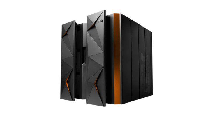 Bereits im August angekündigt - IBM LinuxONE Emperor.