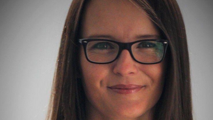 Sarah Böning ist Personalerin bei MHP.