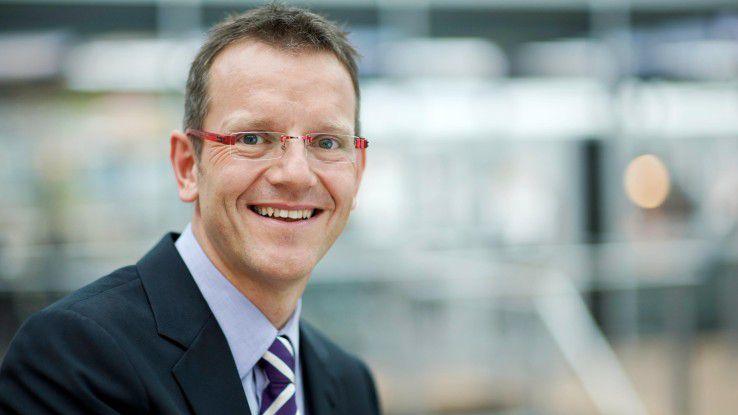Andreas Nau, Geschäftsführer bei Easysoft, wünscht sich zufriedene Kunden.