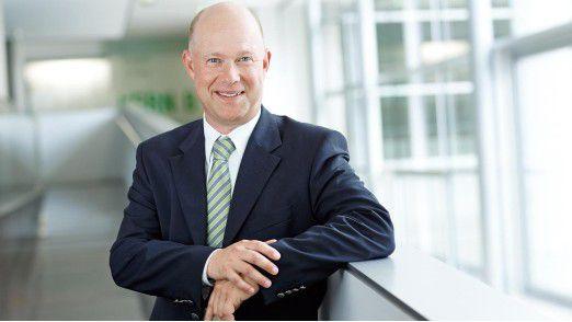 """Jürgen Bockholdt, CAREERS LOUNGE: """"Gelassenheit und Selbstwirksamkeit sind wichtige Führungskompetenzen."""""""