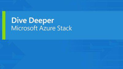 Technical Preview: Azure Stack soll Microsoft die Hybrid Cloud öffnen - Foto: Microsoft