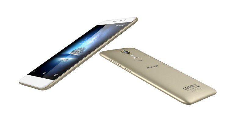 Ein Smartphone mit curved HD-Display, Fingersensor, Snapdragon sowie LTE für 199 Euro ist durchaus eine Kampfansage.