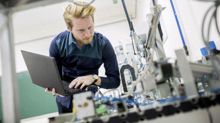 Die Zahl der Jobangebote für Maschinenbauer hat sich vom vierten Quartal 2014 bis zum vierten Quartal 2015 fast verdoppelt.