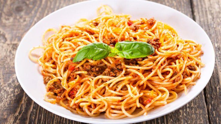 Spaghetti Bolognese, das Hauptgericht Bolognas... oder etwa doch nicht?