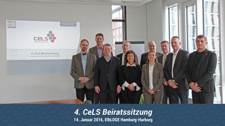 4. CeLS Beiratssitzung