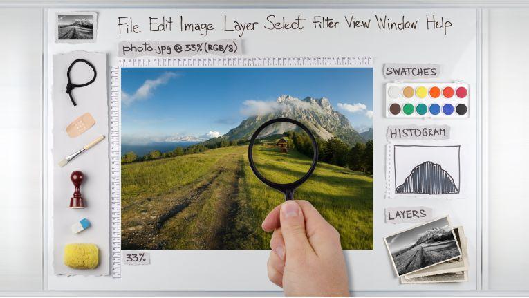 Bildbearbeitung für Jedermann: Wir zeigen Ihnen die beste kostenlose Software, um Ihre Bilder und Fotos zu bearbeiten.