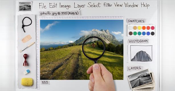 Bildbearbeitungsprogramm kostenlos: Bildbearbeitung für Jedermann - Foto: Slaven - Shutterstock.com
