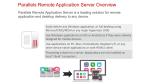 Parallels Remote Application Server 15 - Foto: Parallels