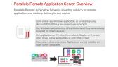 Parallels Remote Application Server 15