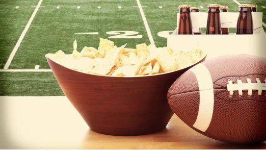 Der Super Bowl 2016 lockte nicht nur in den USA Millionen vor die Bildschirme: Auch in Deutschland sahen über zwei Millionen Zuschauer das Football-Finale zwischen Denver und Carolina.
