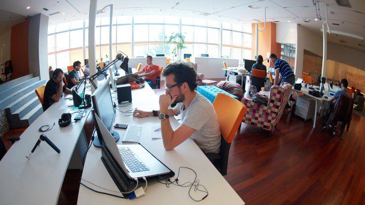 Digital Workplace - die Betriebe sollten endlich anfangen