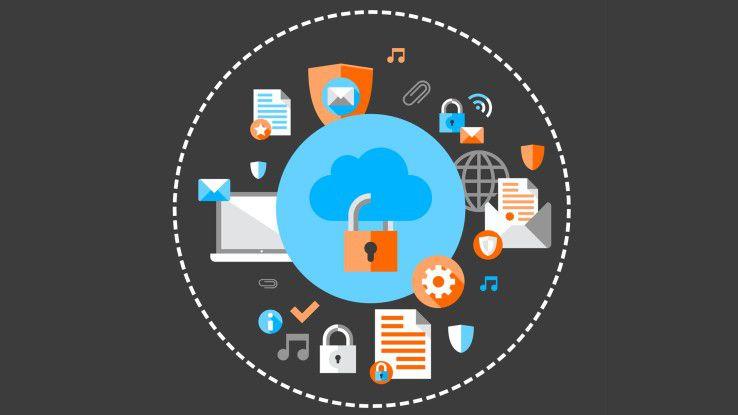 Sicherheitsbewusste Cloud-Nutzer setzen auf Verschlüsselungs-Tools.