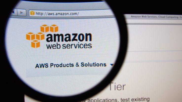 Amazon Web Services - viel Cloud für wenig Geld