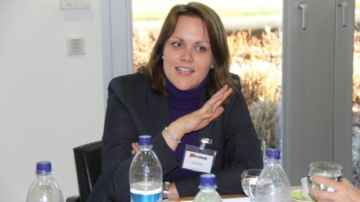 """Hanna Brekenfeld, Deloitte: """"Ich kenne die Machtspiele in einem männlich geprägten Umfeld und fühle mich gut vorbereitet."""""""