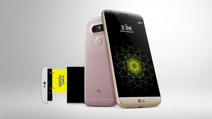 Schon in der kommenden Woche startet das Flaggschiff-Smartphone von LG auch in Deutschland in den regulären Verkauf.