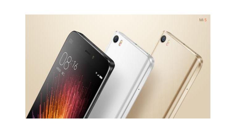 Das Xiaomi Mi5 kommt mit Top-Specs zum kleinen Preis.