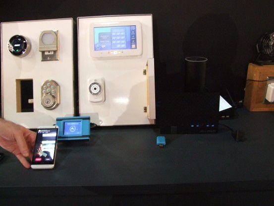 Eine Smart-Home-Lösung auf IMS-Basis.