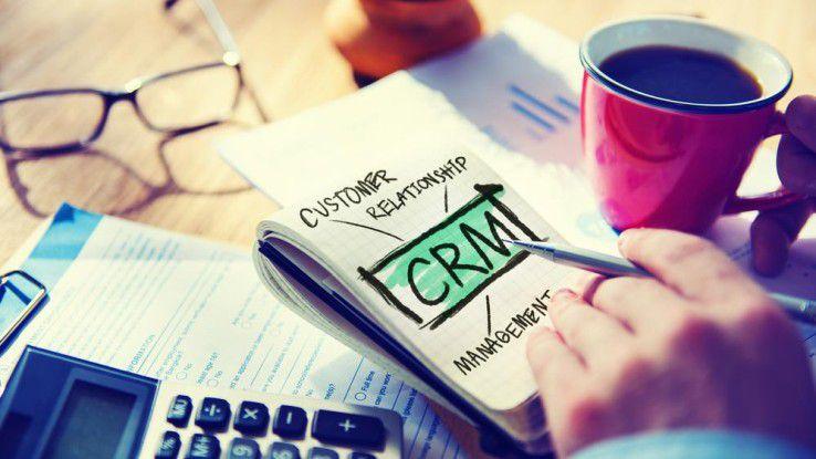Das Customer Relationship Management bildet den Dreh-und Angelpunkt, um die Kundenbeziehungen zu managen.