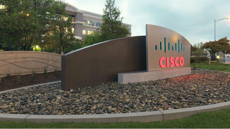 Zentrale von Cisco Systems in Kalifornien