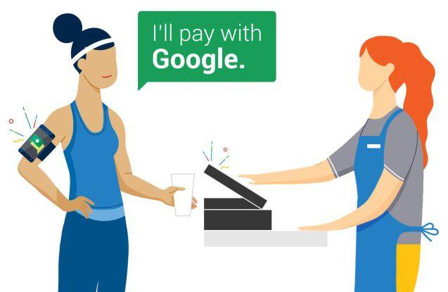 Hands Free: Ich zahle mit Google!
