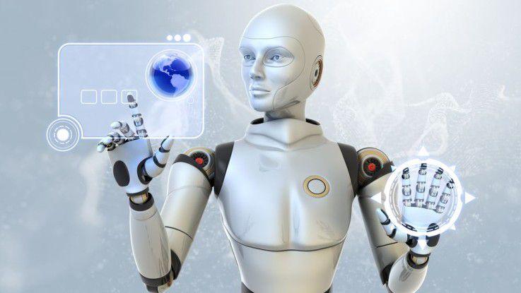 (Software-)Roboter eignen sich insbesondere dazu, stetig wiederkehrende und regelbasierte Aufgaben zu übernehmen.
