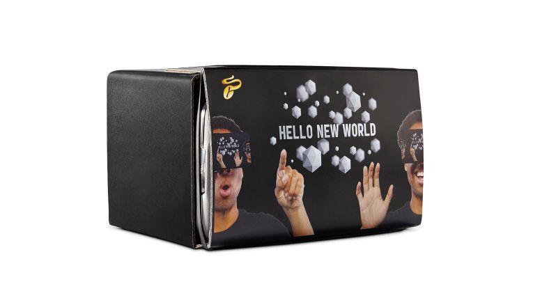 VR-Brille von Tchibo
