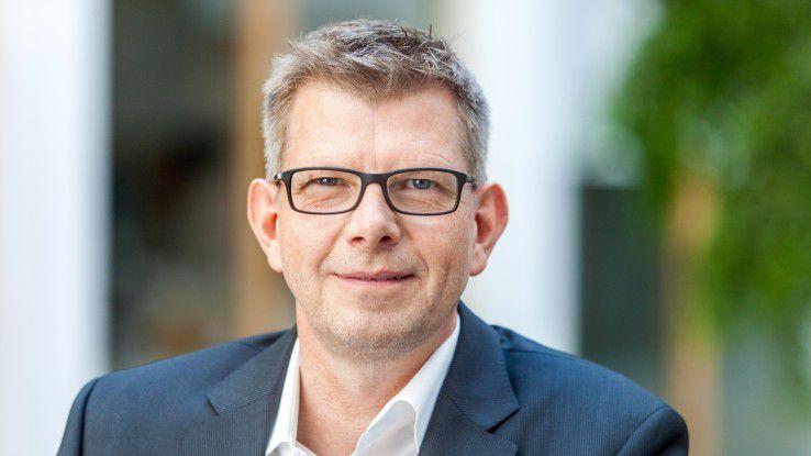 """""""Die Digitalisierung von Geschäftsmodellen ist keine ausgeprägte Stärke der Deutschen"""", moniert Bitkom-Präsident Thorsten Dirks."""