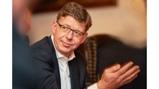 Telekom-Vorstand Reinhard Clemens müsste einen Teil seiner Vorstandsaufgaben abgeben.